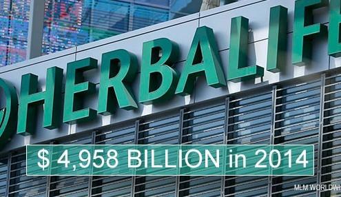 Herbalife-Umsatz-2014