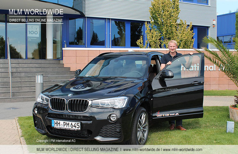 Pm International Startet Neues Autoprogramm