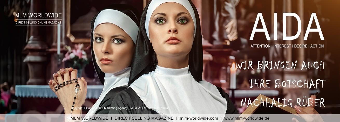 Anzeigen-Nonnen