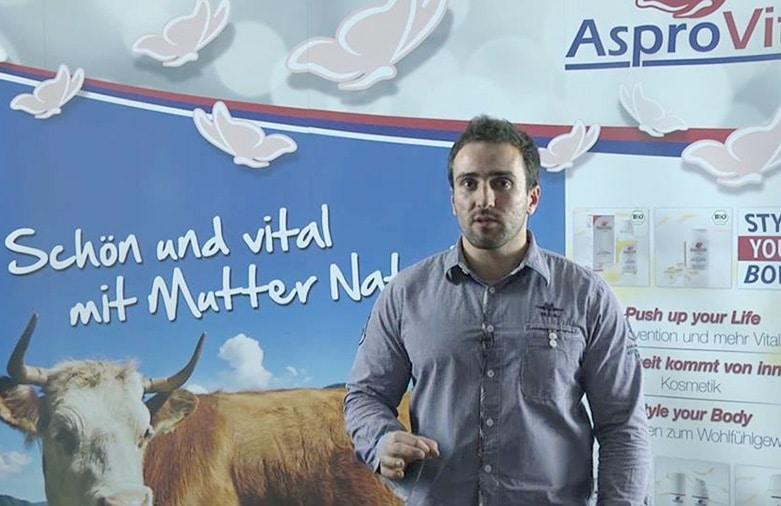 Aspro Vita Markus Huber