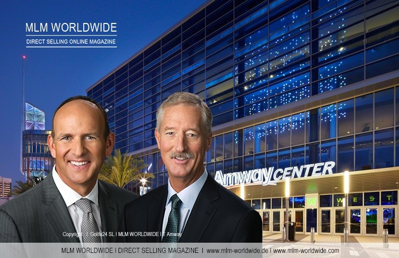Amway-Founder