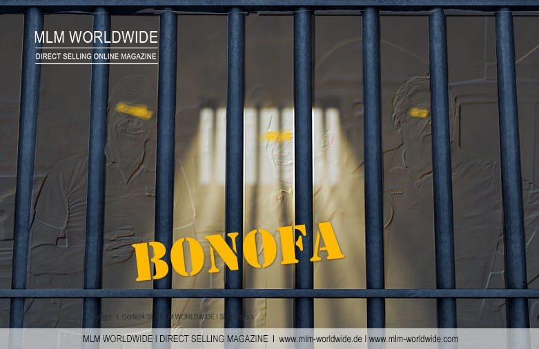 Bonofa-Verhattung-Schneeballsystem
