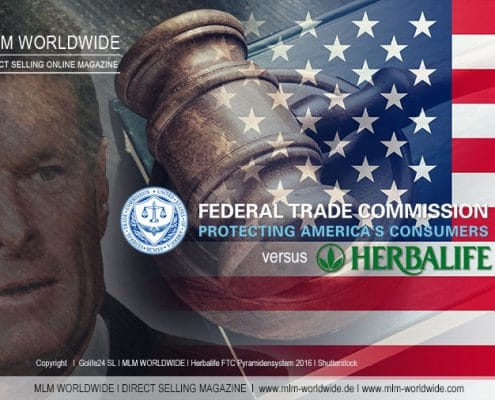 FTC Herbalife-kein illegales-Pyramidensystem