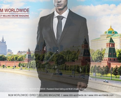 MLM-Direct-Selling-Russland