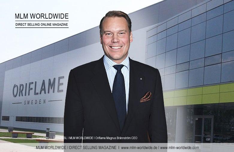 Oriflame-Magnus-Brännström-CEO