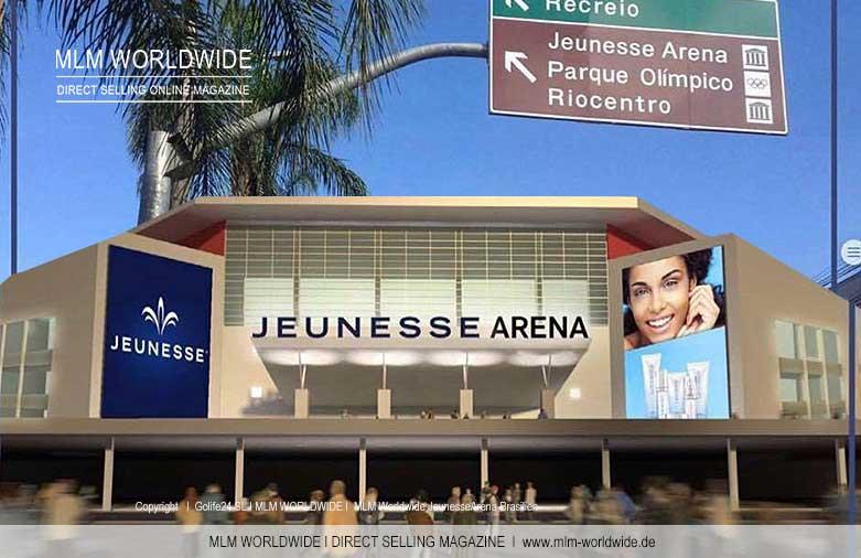 JeunesseArena-Brasilien