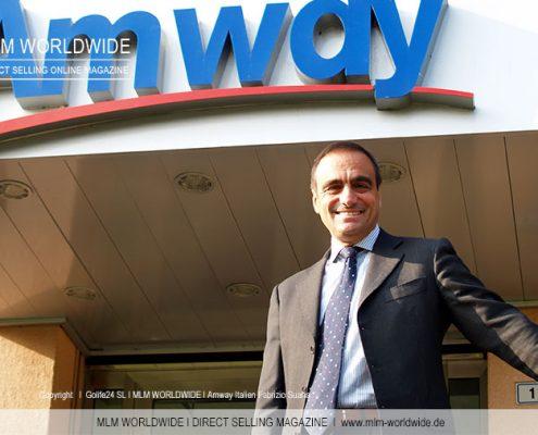 Amway-Italien-Fabrizio-Suaria