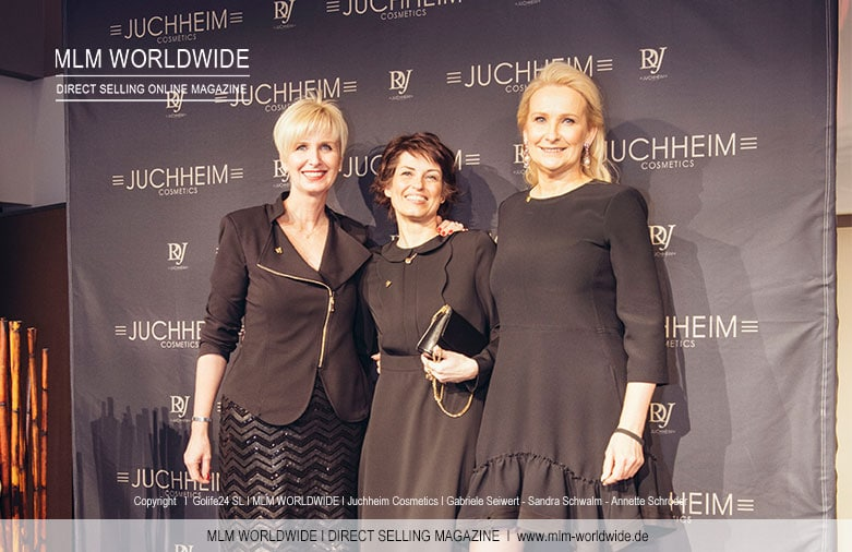 Juchheim-Cosmetics-I-Gabriele-Seiwert---Sandra-Schwalm---Annette-Schröder