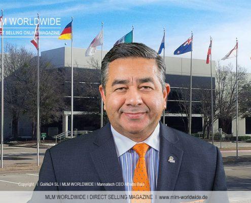 Mannatech-CEO-Alfredo-Bala