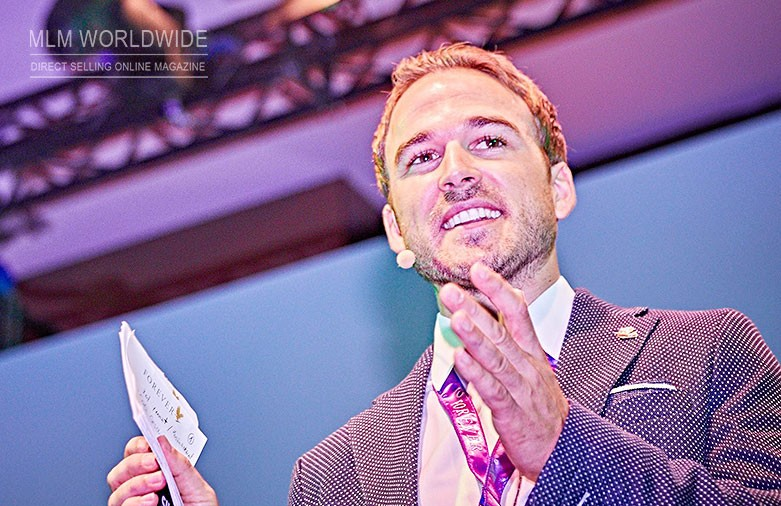 Philipp-Ritter-Forever-Living-Products