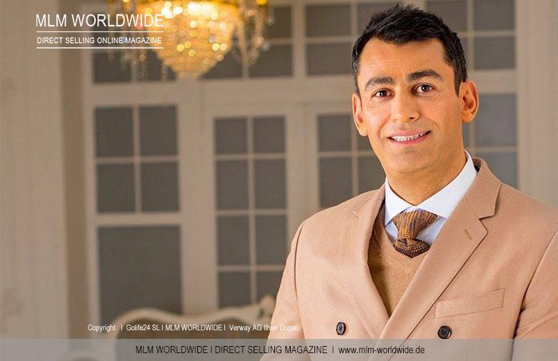 Verway Ag wurde von Ilhan Dogan gegründet