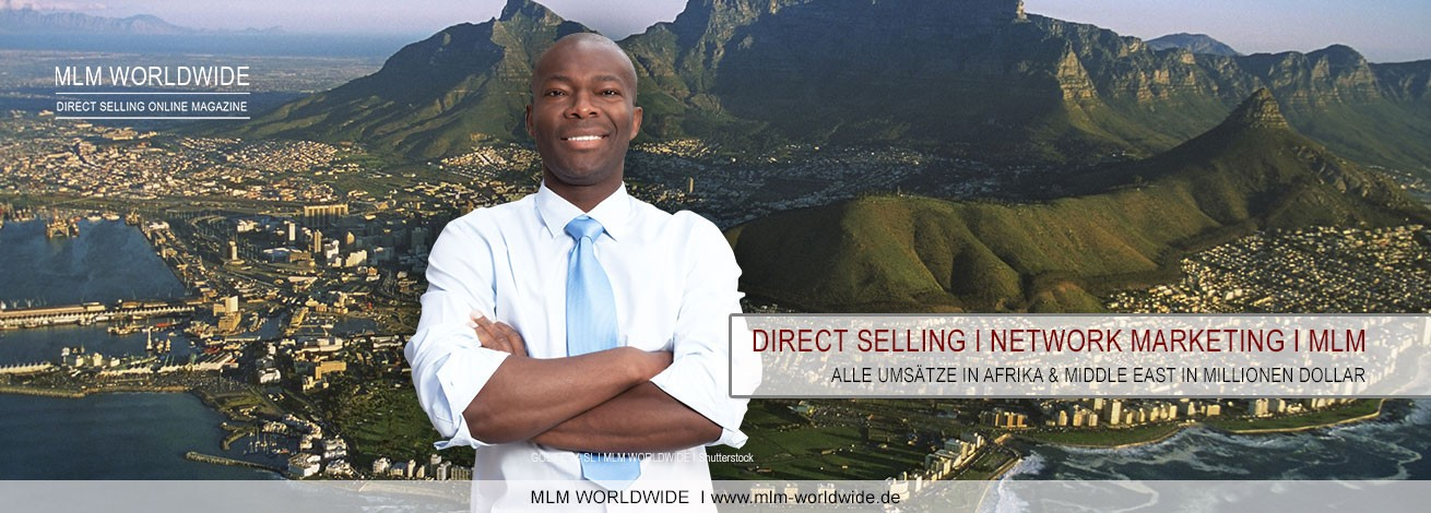 Direct-Selling-Network-Marketing-MLM-Umsatz-Afrika-Middle-East