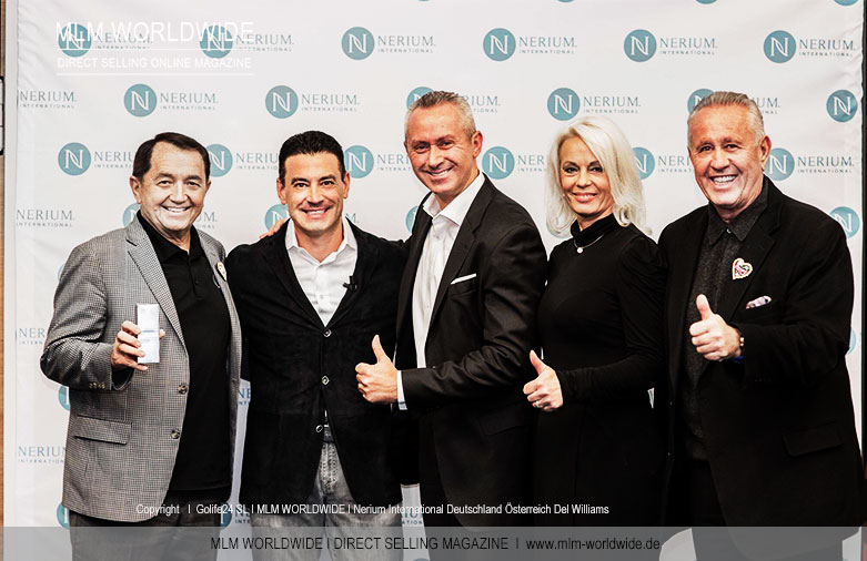 Nerium-International-Deutschland-Österreich-Del-Williams
