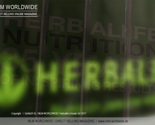 Herbalife-Umsatz-Q4-2017