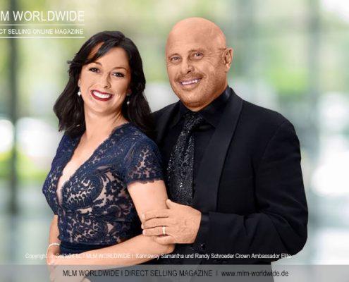 Kannaway-Samantha-und-Randy-Schroeder-Crown-Ambassador-Elite