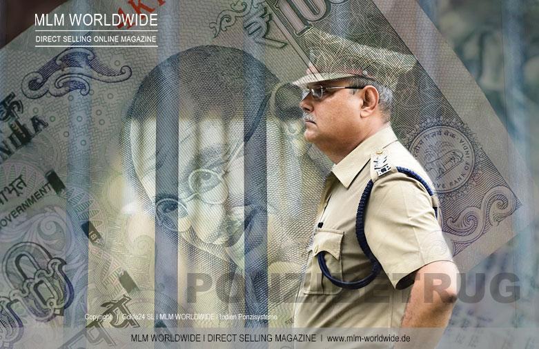 Indien-Ponzibetrug