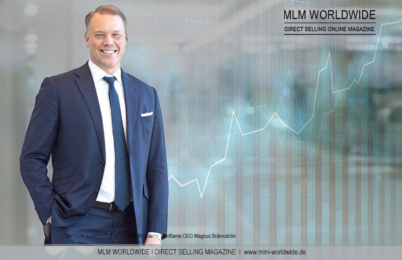 Oriflame-CEO-Magnus-Brännström