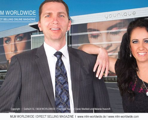 Younique-Founder-Derek-Maxfield-und-Melanie-Huscroft