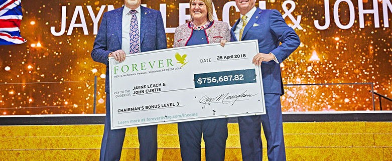 Forever-Living-Products-Jayne-Leach-und-John-Curtis-2018