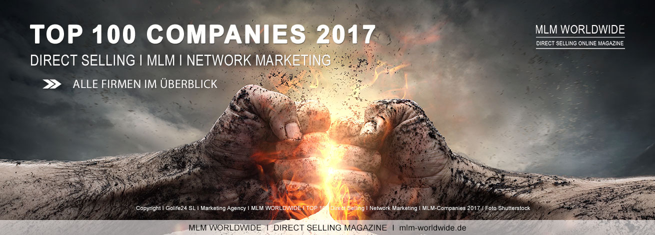 TOP-100-Direct-Selling-I-Network-Marketing-I-MLM-Companies-2017