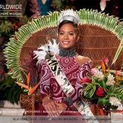 Miss Tahiti 2018 wird neue Markenbotschafterin von Morinda