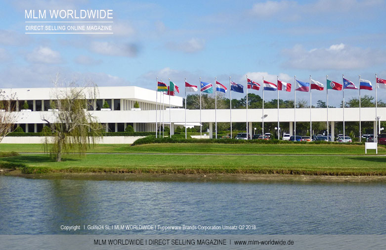 Tupperware-Brands-Corporation-Umsatz-Q2-2018