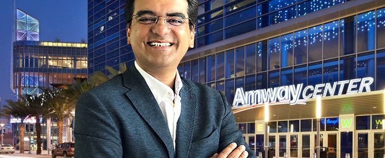 Amway-Milind-Pant-CEO-2018