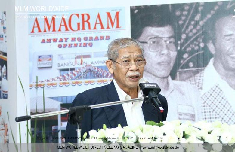 Amway-Malaysia-Umsatz-Q3-2018-Halim-Bin-Mohyiddin