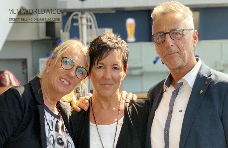 Rita-Schulze-Birgitt-und-Klaus-Erl-Presidents-Team-Member-Juchheim