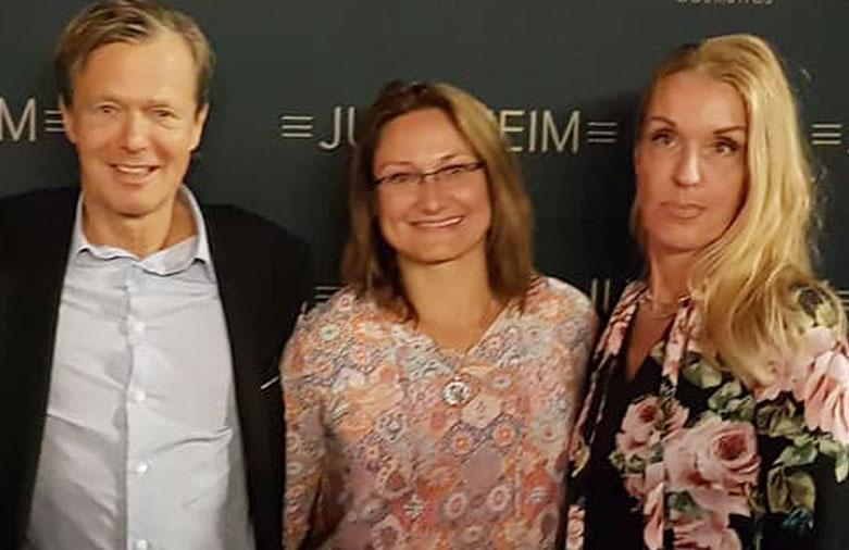 Tanja Kiefer Kerstin Halefeldt Jürgen Juchheim