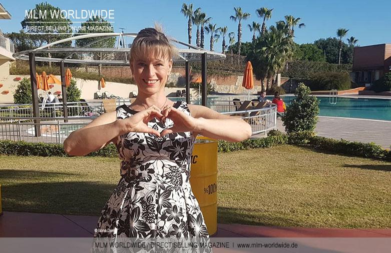 Dr. Juchheim I Ilona Dame I Presidents Team Member I Bulgarien