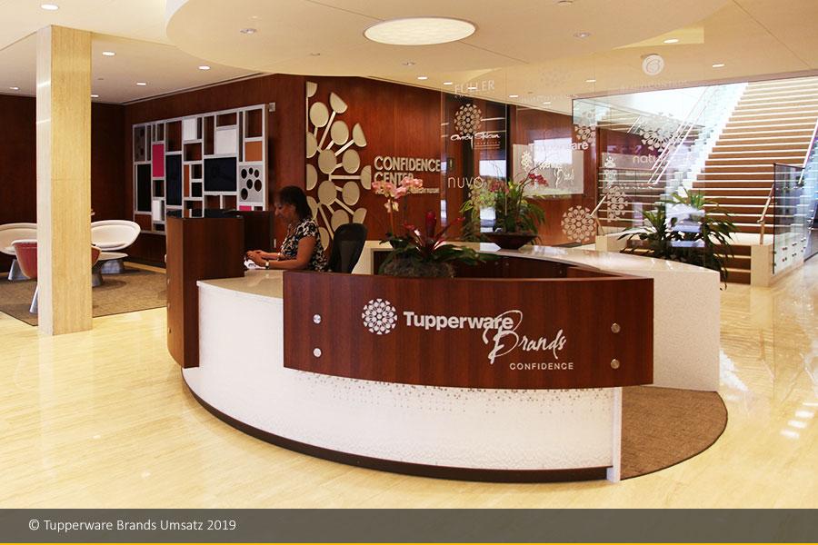 Tupperware-Brands-Umsatz-2019-down