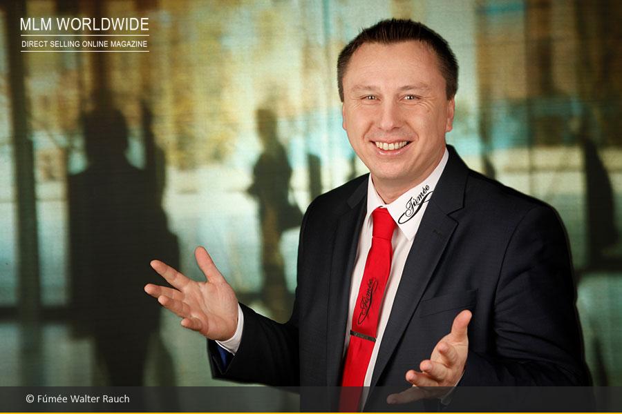 Fúmée I CEO Walter Rauch