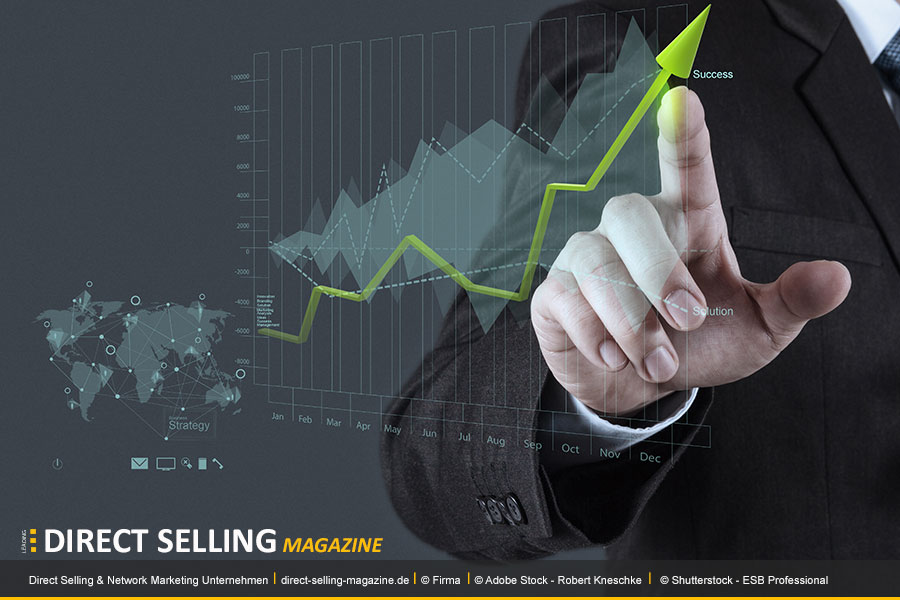 Direct-Selling-Network-Marketing-Unternehmen-Milliarde