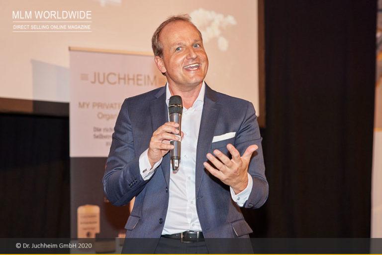Juchheim feiert Comeback von Torsten Will