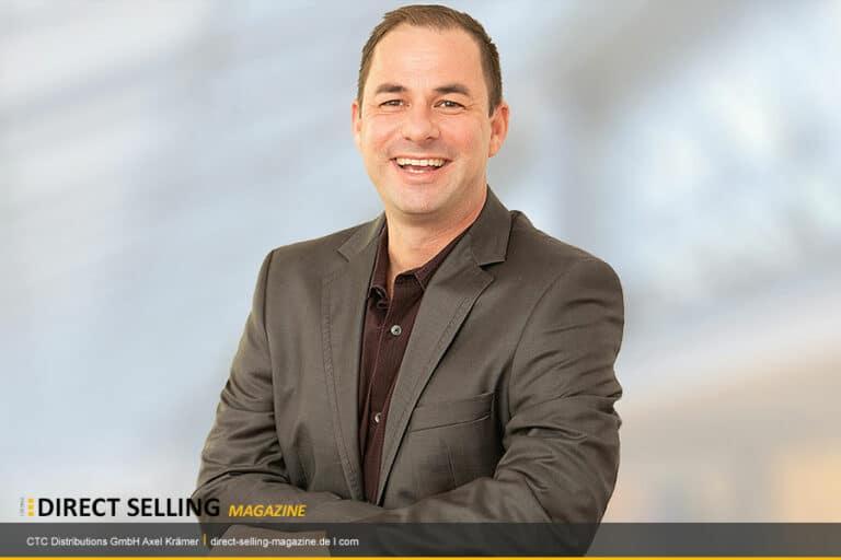 Axel Krämer startet Consumer to Consumer Distributions in Deutschland und Österreich