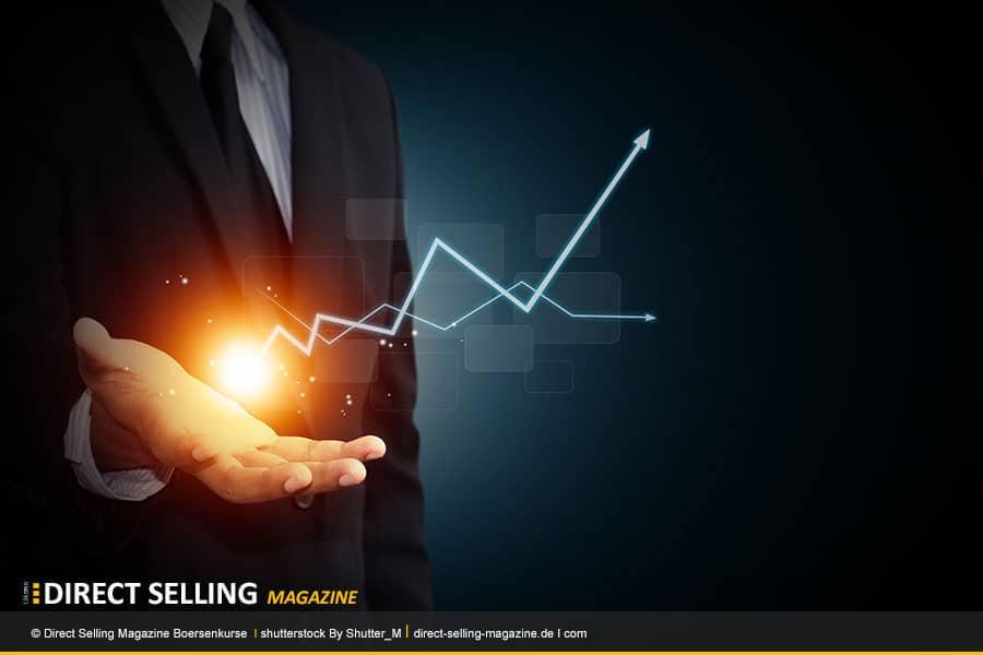 Direct-Selling-Magazine-Boersenkurse