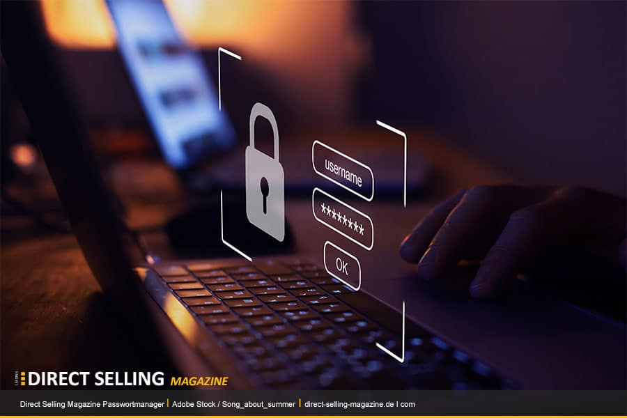 Direct-Selling-Magazine-Passwortmanager