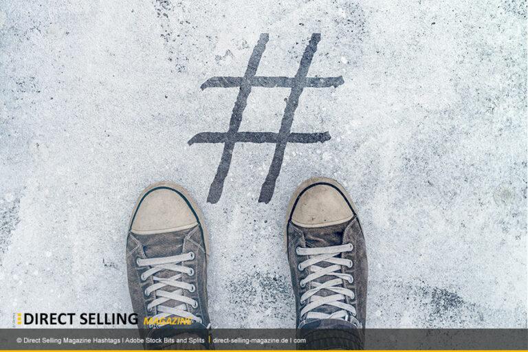 Die besten Hashtags für Networker