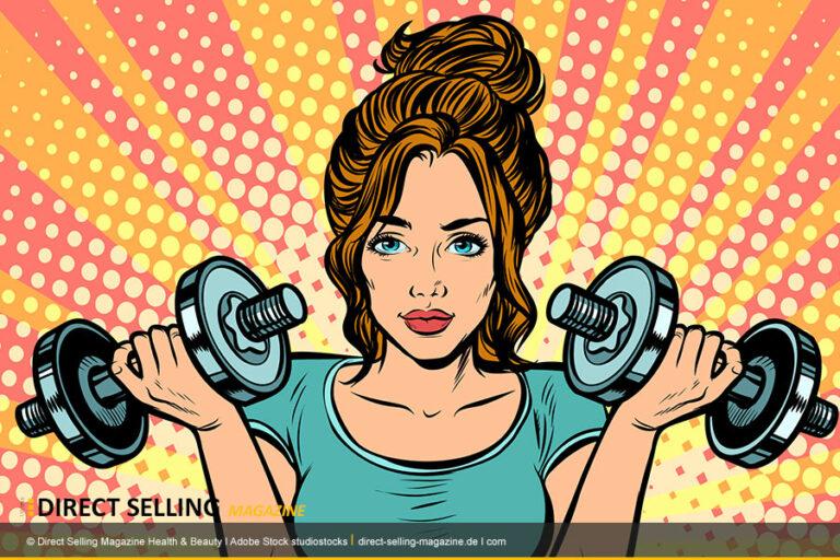 Health & Beauty-Trend im Direktvertrieb und Network Marketing