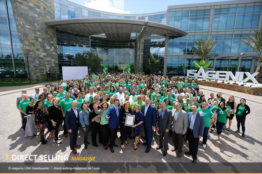 Isagenix-USA-Headquarter