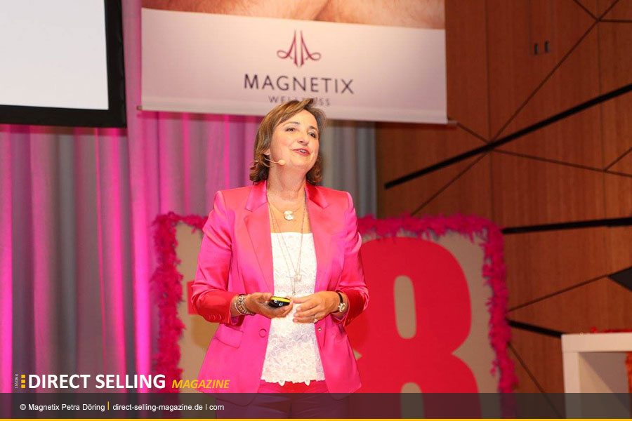 Magnetix: Petra Döring startet neue Network-Marketing-Division