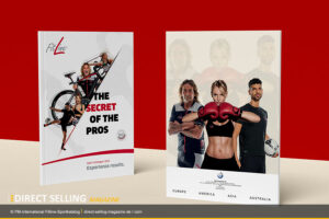 PM-International stellt FitLine-Sportkatalog 2021 vor