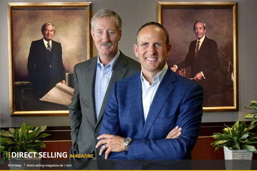 Amway ist mit einem Umsatz in Höhe von 8,5 Milliarden Dollar in 2020 unangefochtene No. 1 im Network Marketing