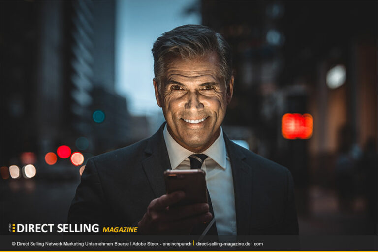 Direct-Selling und Network-Marketing-Unternehmen an der Börse