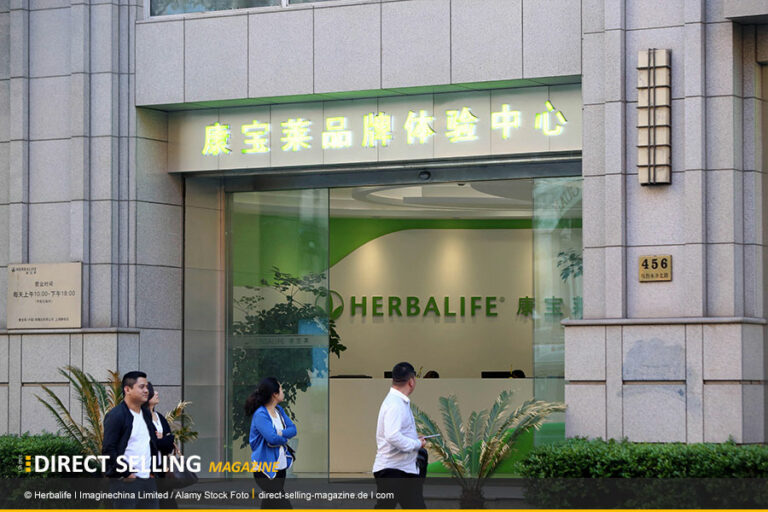"So geht ""Herbalife"" im Multi-Milliarden-Markt China"