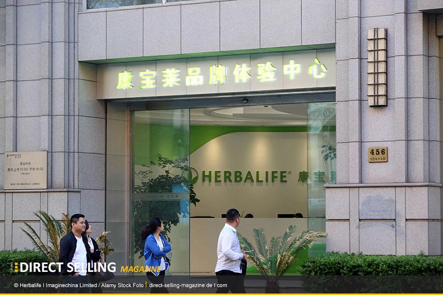 Herbalife-China