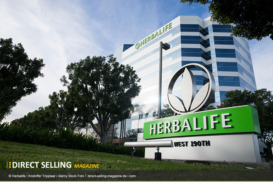 Herbalife Umsatz Revenue 2020