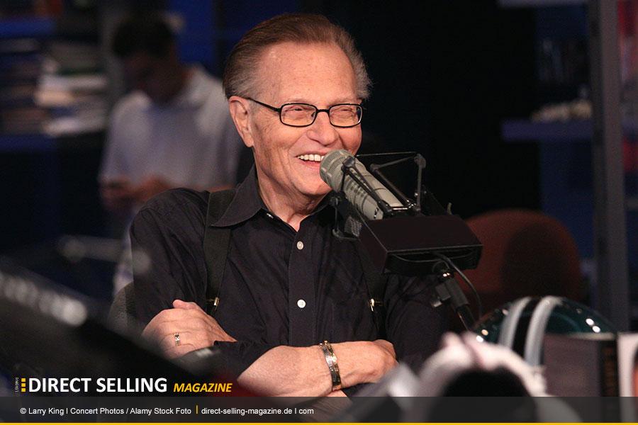 Larry King: Vom Einwandererkind zum berühmtesten Talkmaster Amerikas