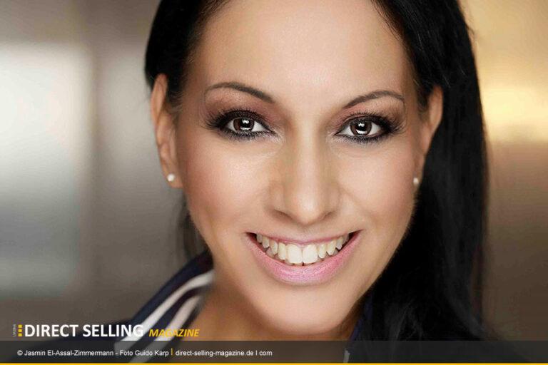 Jasmin El-Assal-Zimmermann: Das Geheimnis der verbalen und nonverbalen Kommunikation